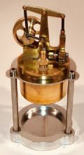 Ministeam E- Tea Candle Beam Steam Engine